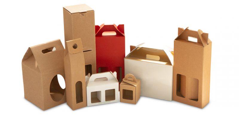 Scatole natalizie per vino e liquori: anche il packaging vuole la sua parte
